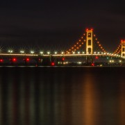 MackinacBridgeAtNight